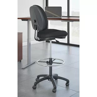 office chair vs stool plywood molded drafting chairs you ll love wayfair accord