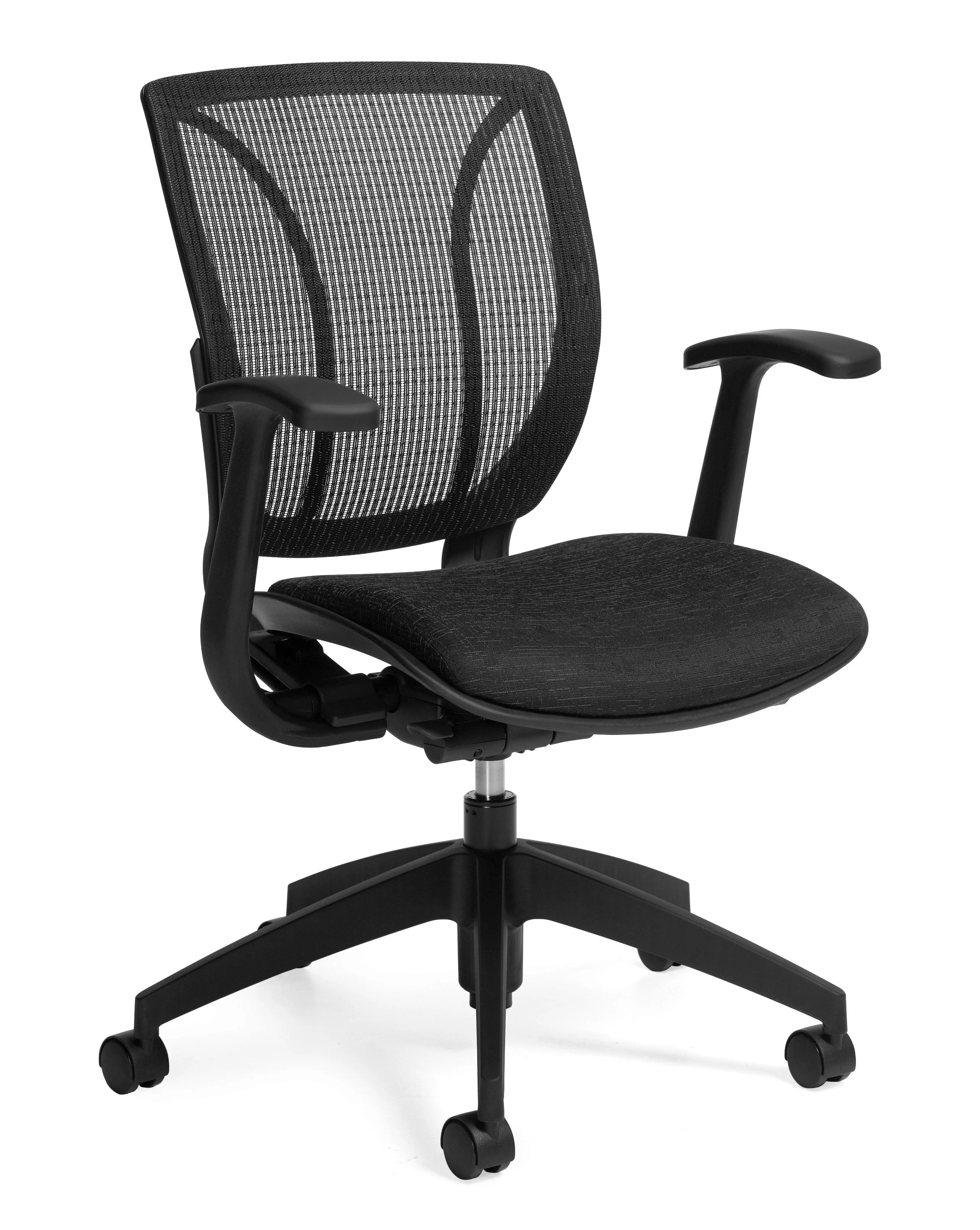 Office Chair Posture Roma Posture Mesh Desk Chair