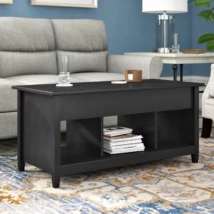 coffee table living room design furniture sets ashley farmhouse rustic tables birch lane quickview