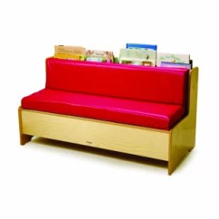 Kids Reading Chair Ikea Stacking Chairs Comfy Wayfair Center Sofa With Storage Compartment