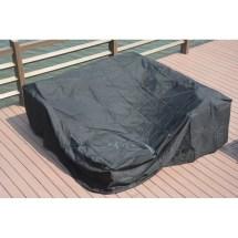 Freeport Park Square Heavy Duty Patio Sofa Cover &