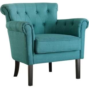 dark teal accent chair recliner covers target australia wayfair quickview blue