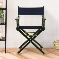 Tall Director Chair Garden Table And 2 Chairs B Q Folding Directors Wayfair Quickview