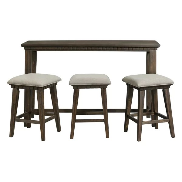 coffee shop table and chairs