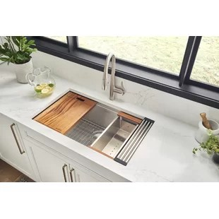 24 inch cabinet kitchen sinks you ll