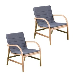 low back lawn chair 9 linens and things covers modern outdoor lounge chairs allmodern kapp patio with cushion set of 2