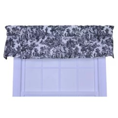 Blue Kitchen Valance Where To Buy Used Cabinets Valances Birch Lane Quickview