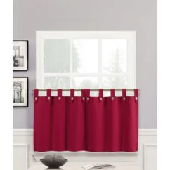 Kitchen Drapes Makeover On A Budget Curtains Valances You Ll Love Wayfair Runyon Curtain
