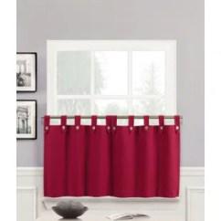 Kitchen Drapes Design Stores Curtains Valances You Ll Love Wayfair Runyon Curtain