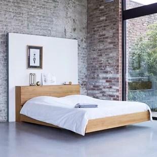 Flat European King Bed Frame