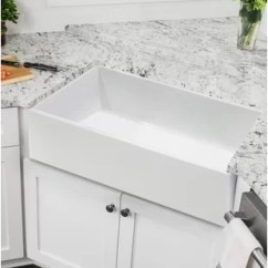 Kitchen Sink Without Cabinet Outdoor Kitchens San Antonio Farmhouse Wayfair 33 L X 18 W