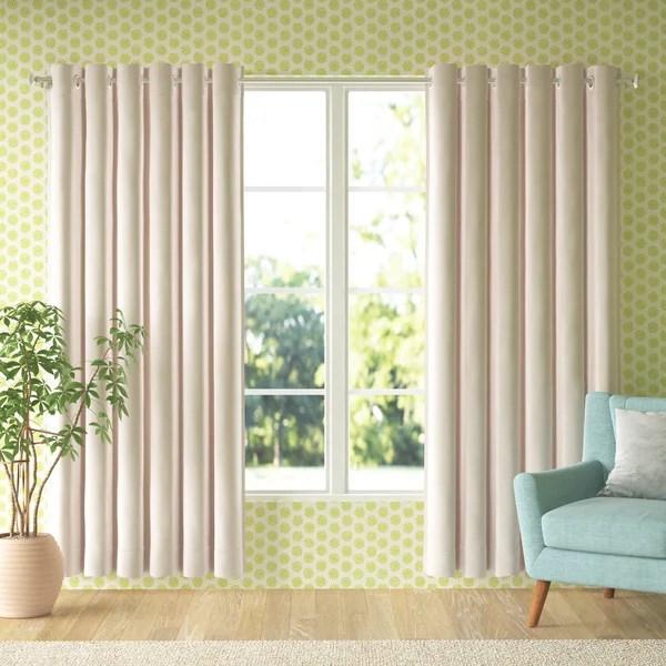 half door window curtains