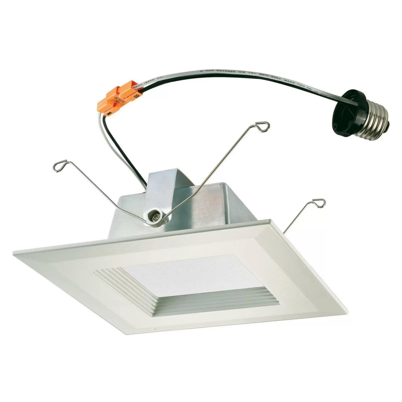 remodel led retrofit recessed lighting kit