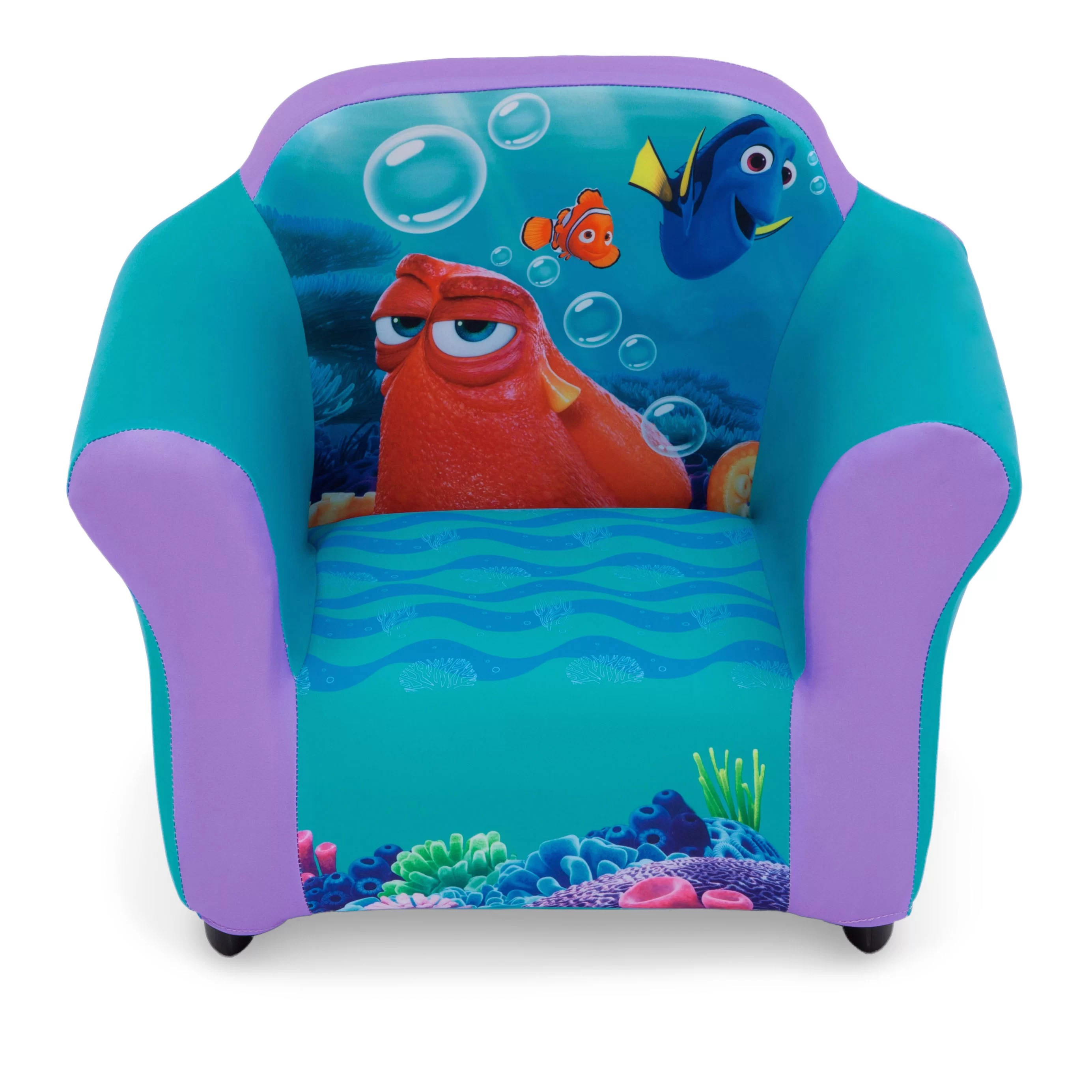 Delta Children Chair Disney Pixar Finding Dory Kids Chair
