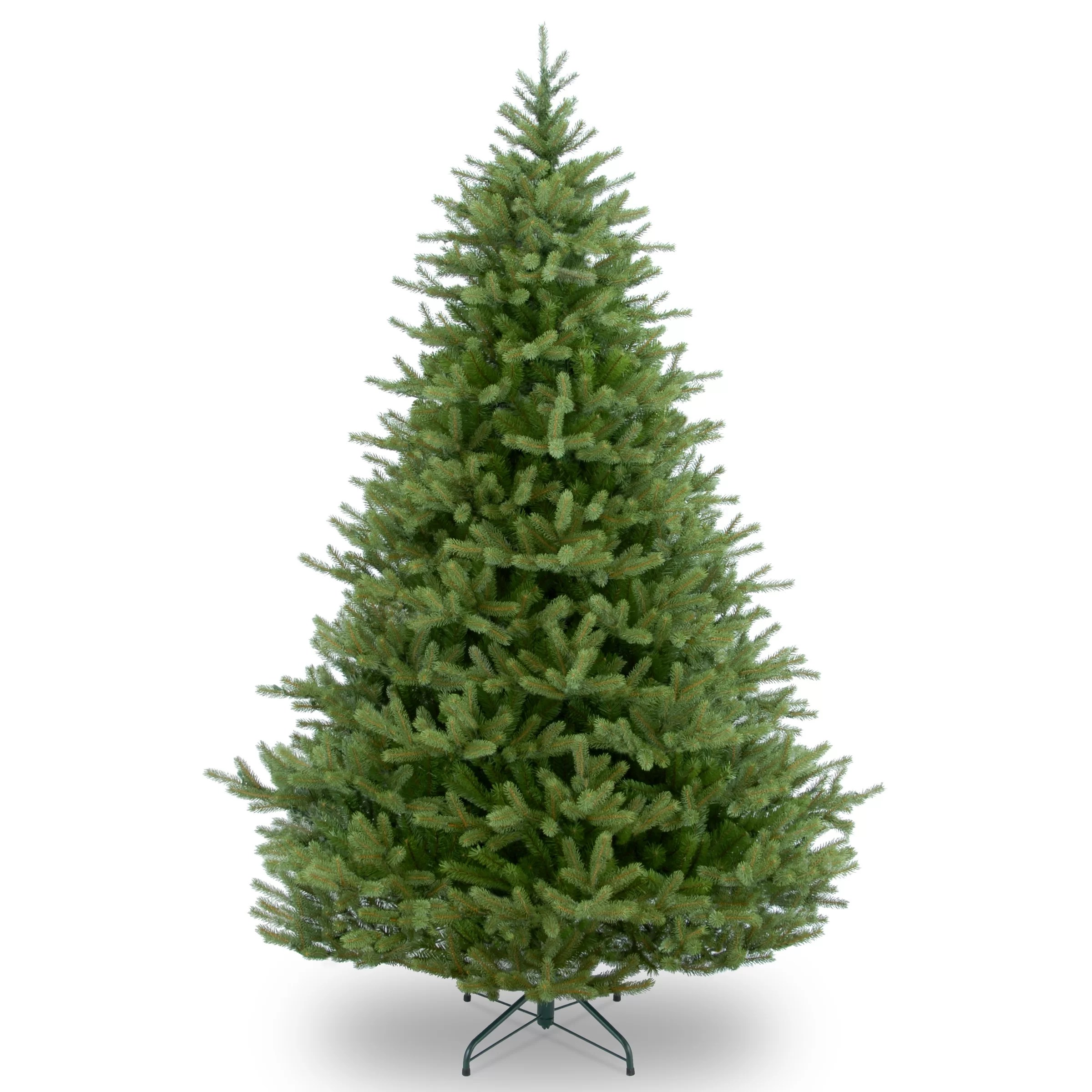 National Tree Co Norway Green Spruce Artificial Christmas Tree Reviews Wayfair Ca