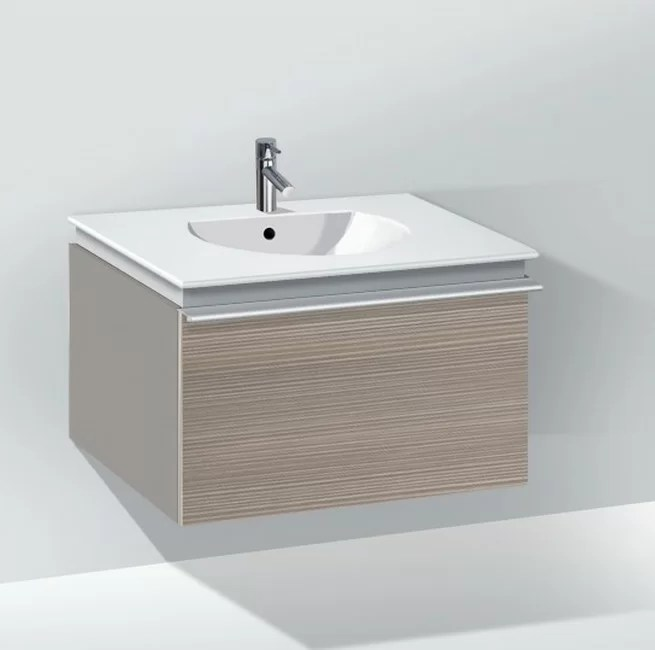 Darling New 24 Wall-Mounted Single Bathroom Vanity