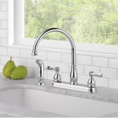 Farmhouse Kitchen Faucet Home Depot Sink Wayfair Quickview