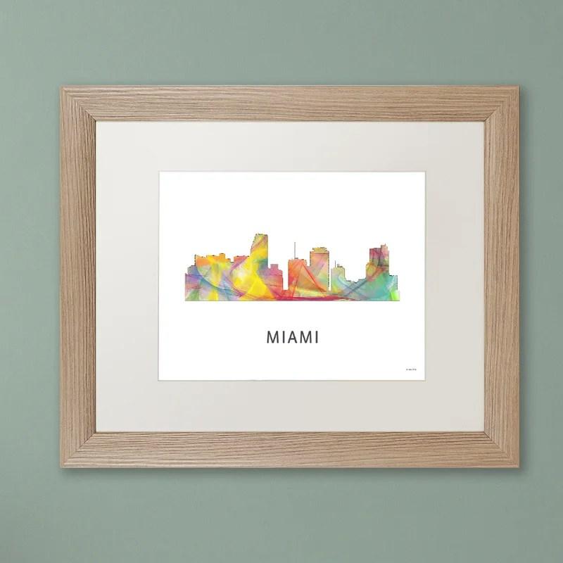 Miami Frame Art | Frameswalls.org