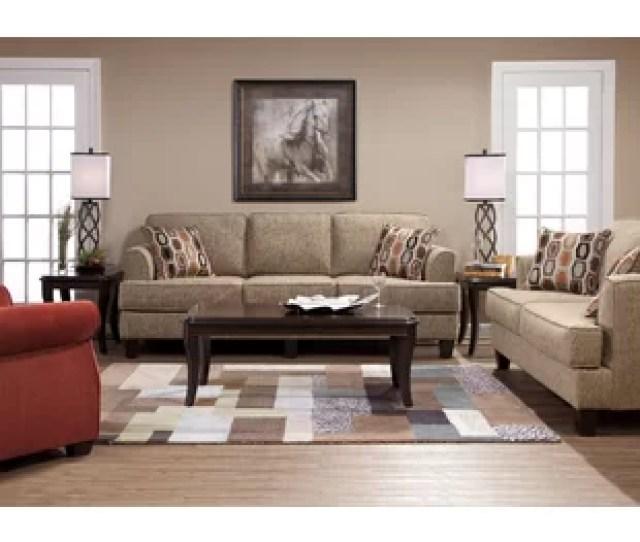Nordberg Configurable Living Room Set