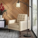 Farmhouse Rustic Floor Lamps