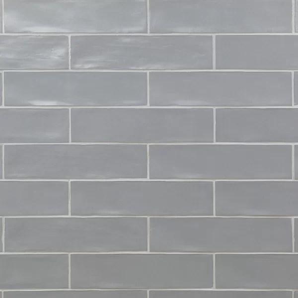 light gray subway tile