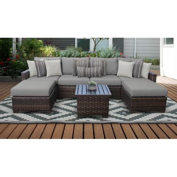 aluminum patio furniture sets