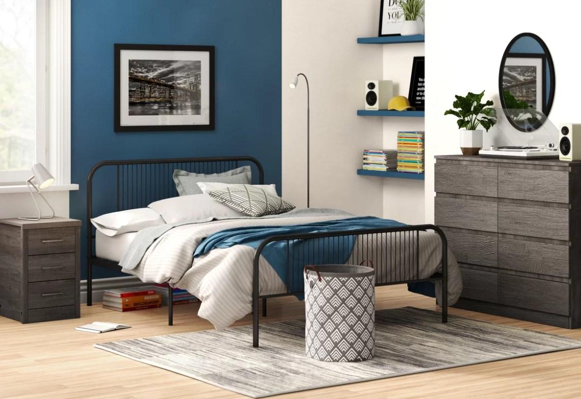 Modern Bedroom Design Photo by Wayfair Home