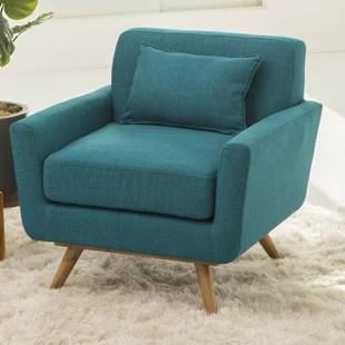 dark teal accent chair hill lift modern contemporary allmodern quickview