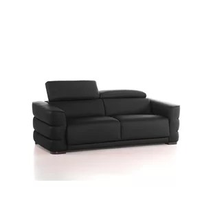 genuine leather sofa uk blue grey small sofas wayfair co search results for