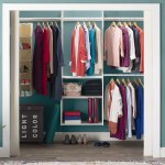 Small Closet Ideas How To Maximize Your Space Wayfair