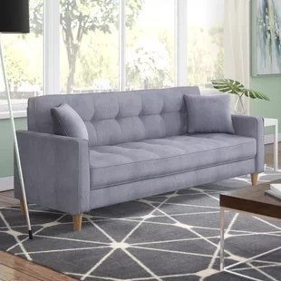 sofas for small es cheap black rattan corner sofa couches spaces wayfair quickview