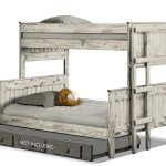 Isabelle Max Bafra Twin Extra Long Over Full Bunk Bed Wayfair