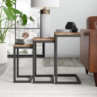 leblanc c table nesting tables
