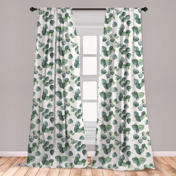 bedroom curtain sets