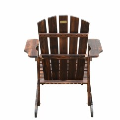 Adirondack Chair With Ottoman Plans Lawn Chairs Outsunny And Reviews Wayfair