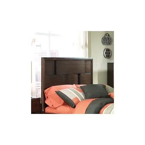 Twilight Panel Bed
