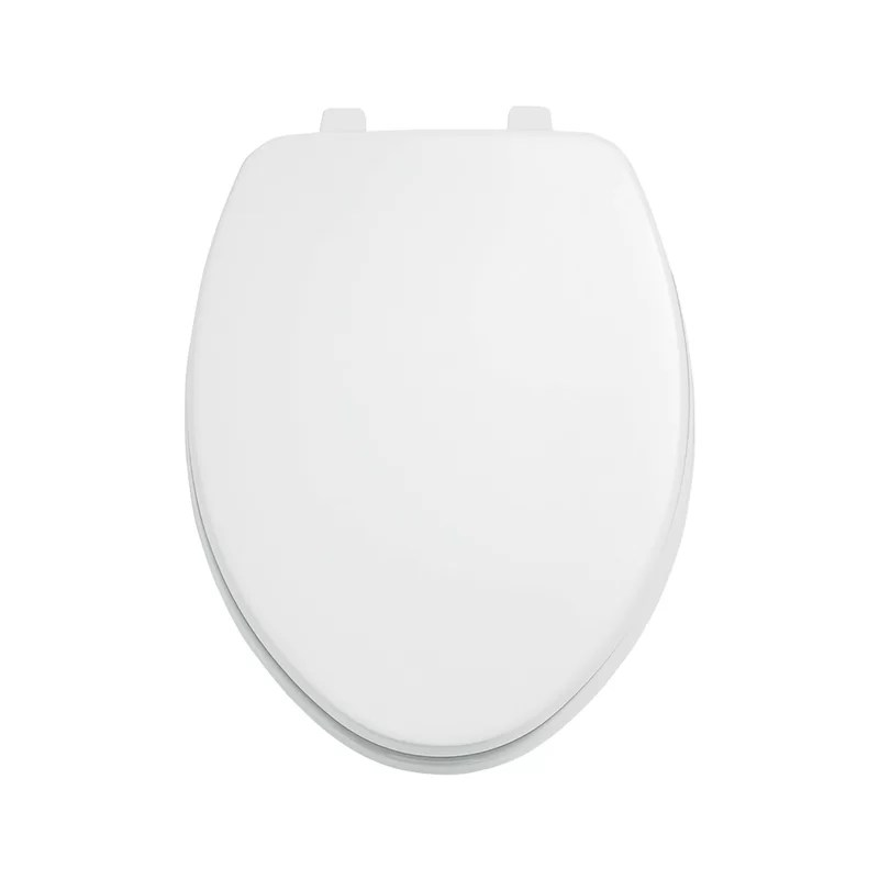 Champion Toilet Seat and Cover Color: White