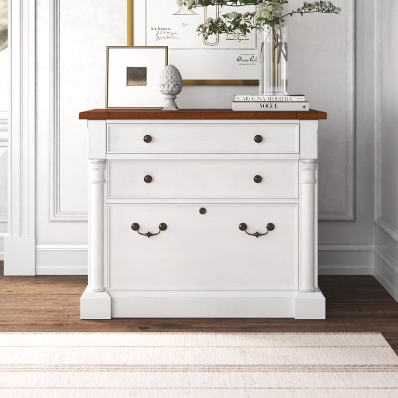 Bransford 3-Drawer Lateral Filing Cabinet