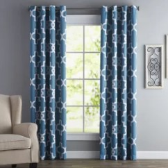 Teal Blue Living Room Curtains Furniture Designs Drapes You Ll Love Wayfair Quickview