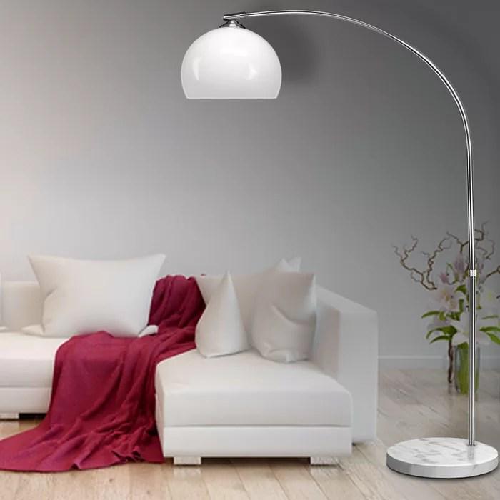 220 cm Bogenlampe JUNIPER - Metro Lane