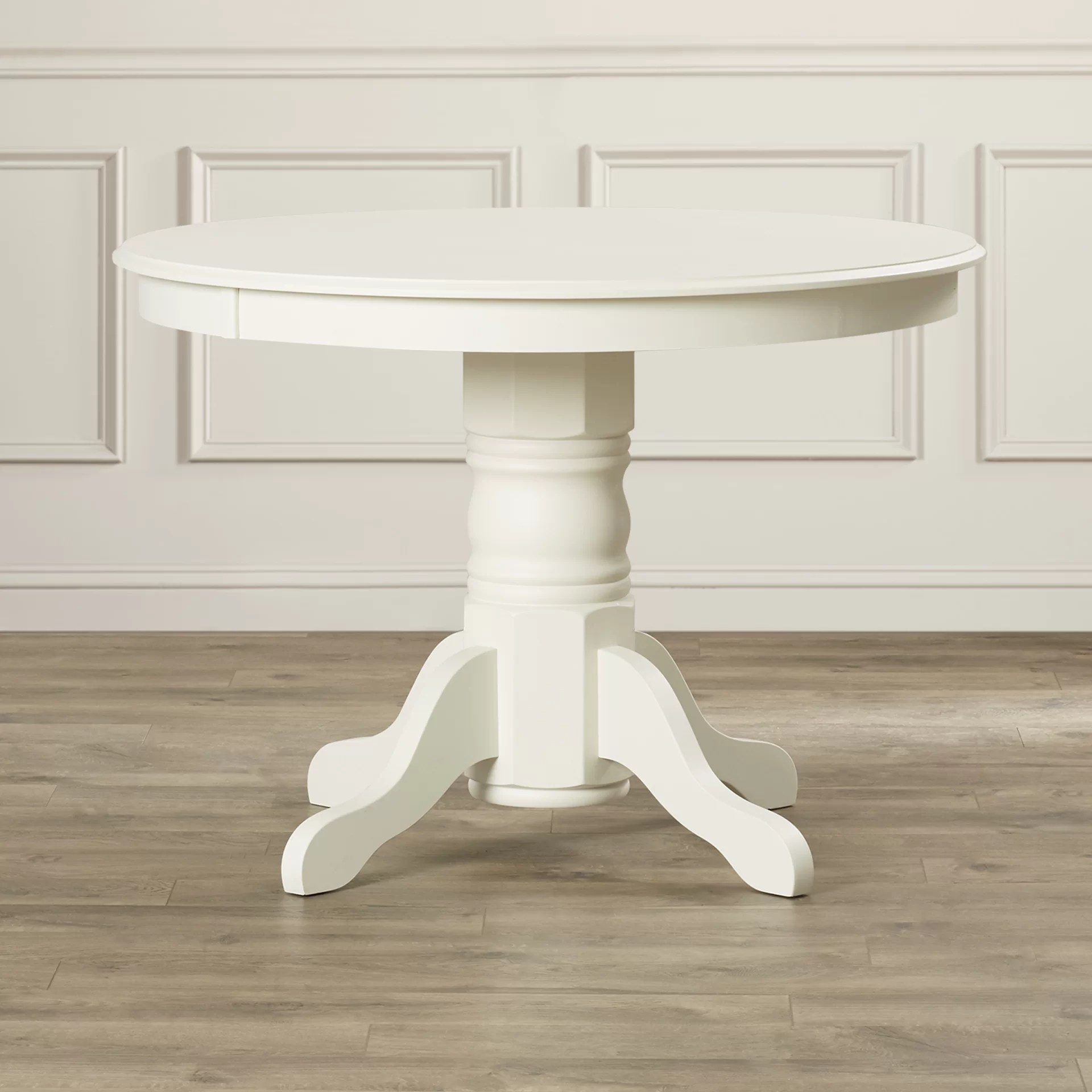 pedestal kitchen table ventless hood parkerton dining reviews birch lane
