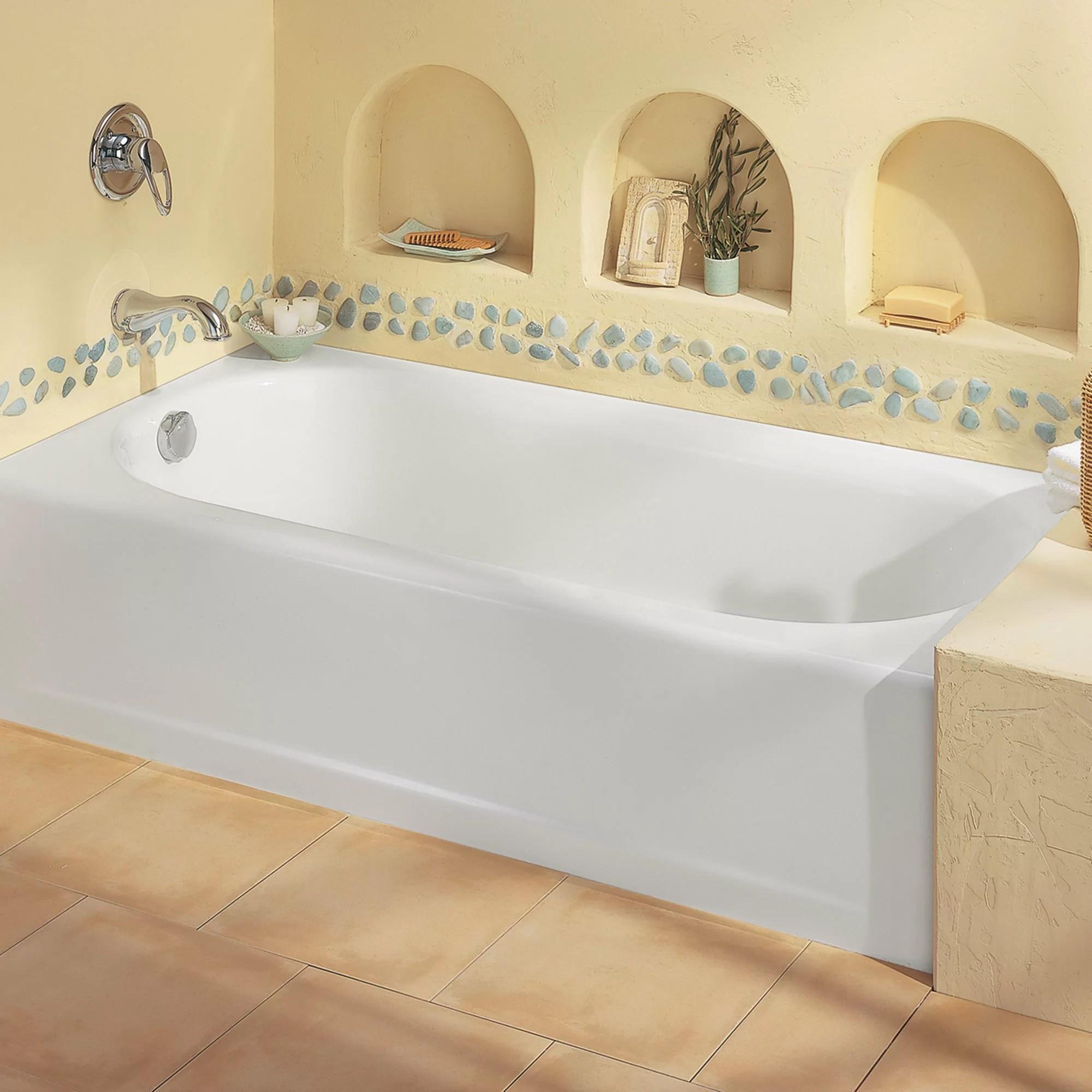 American Standard Princeton 60 X 30 Alcove Soaking Bathtub Reviews