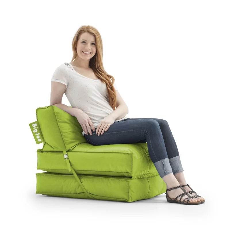 Comfort Research Big Joe Bean Bag Lounger  Reviews  Wayfair