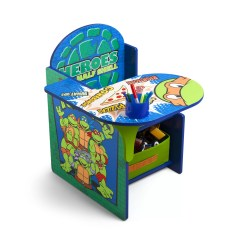 Ninja Turtles Chair Bean Bag Chairs For Sale Delta Children Desk Reviews Wayfair