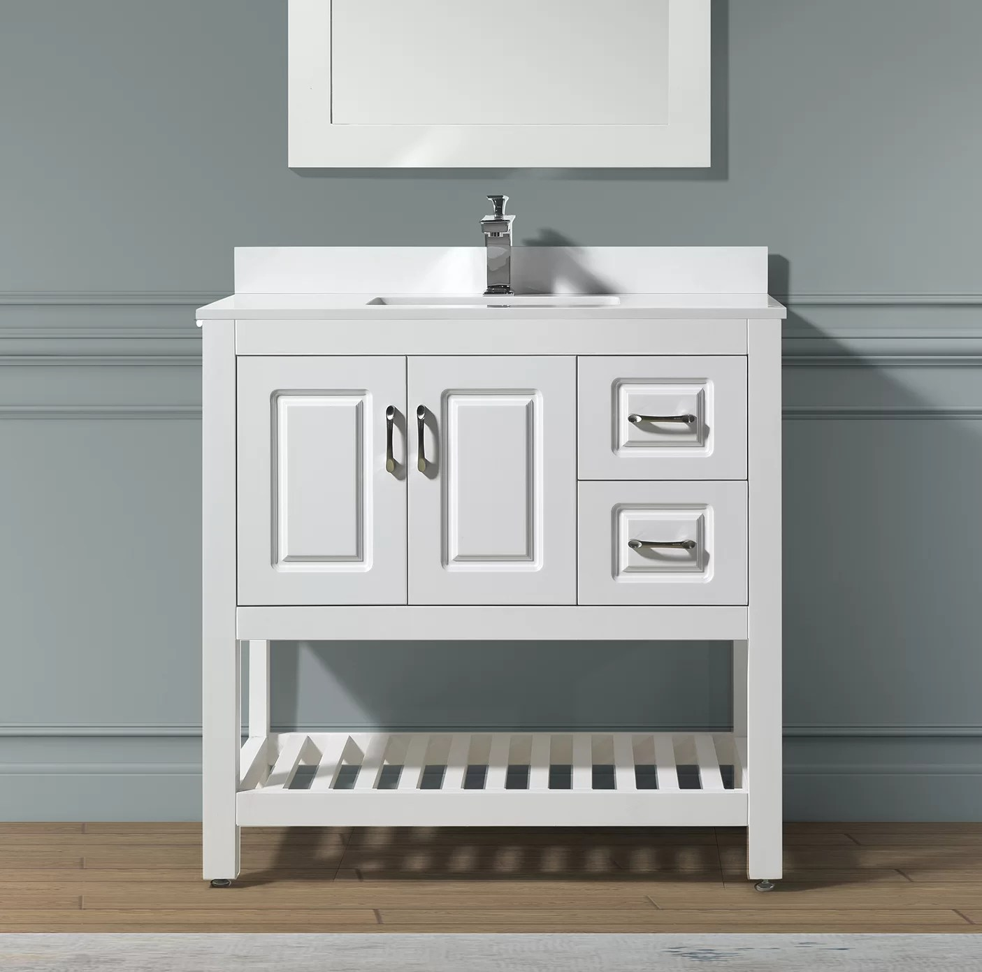 Needville 36 Single Bathroom Vanity Set Joss Main