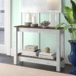 Narrow Under 12 In Storage Console Tables You Ll Love In 2020