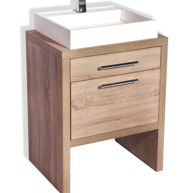 Foundry Select Amato 32 Single Bathroom Vanity Set Wayfair