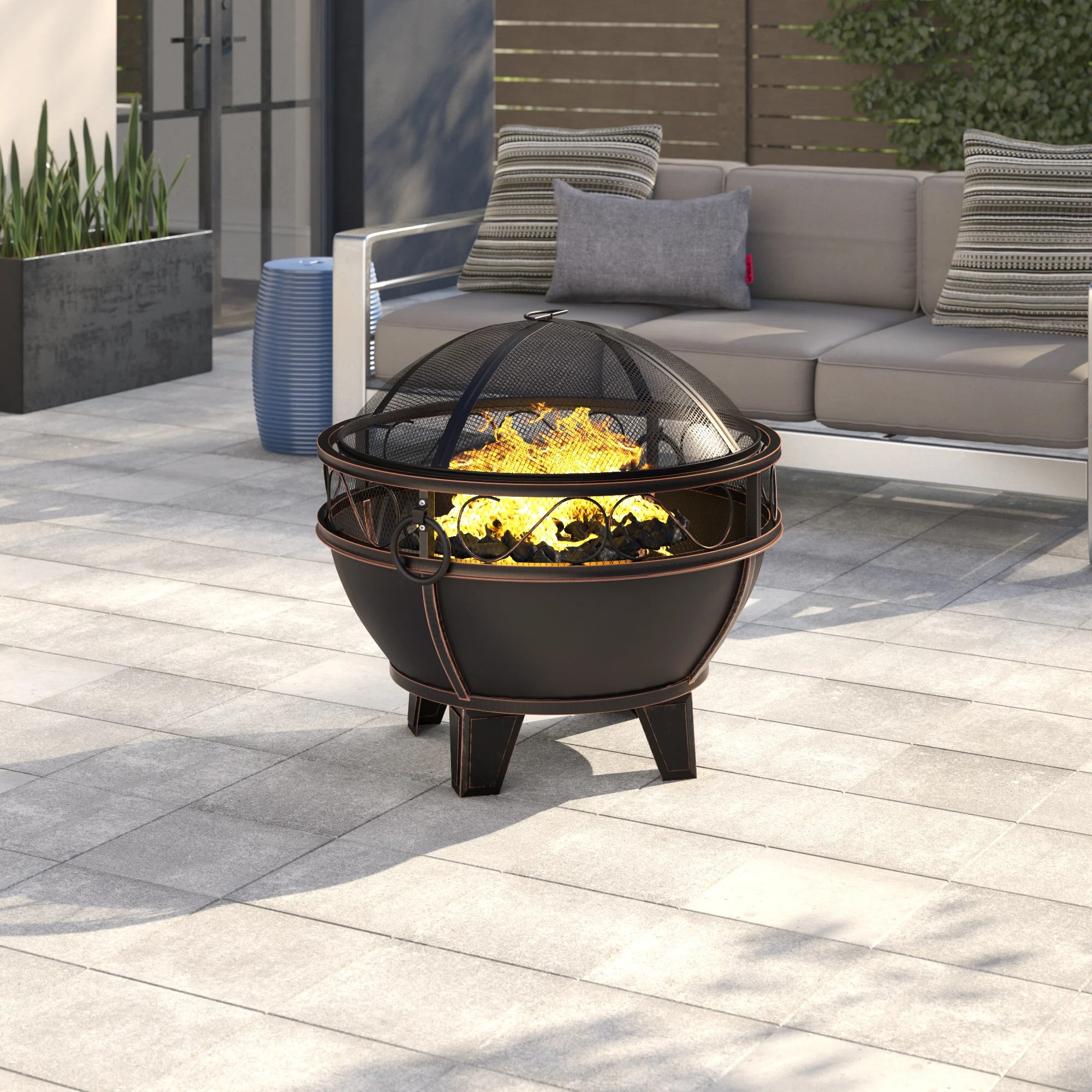small fire pits you ll love in 2021