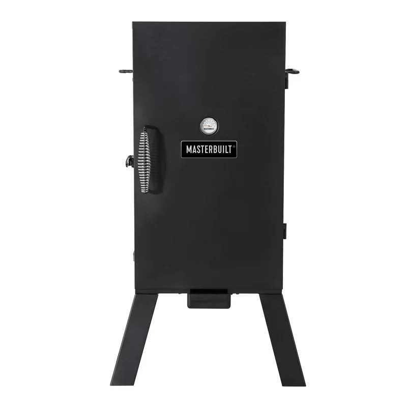 vertical electric 548 square inches smoker
