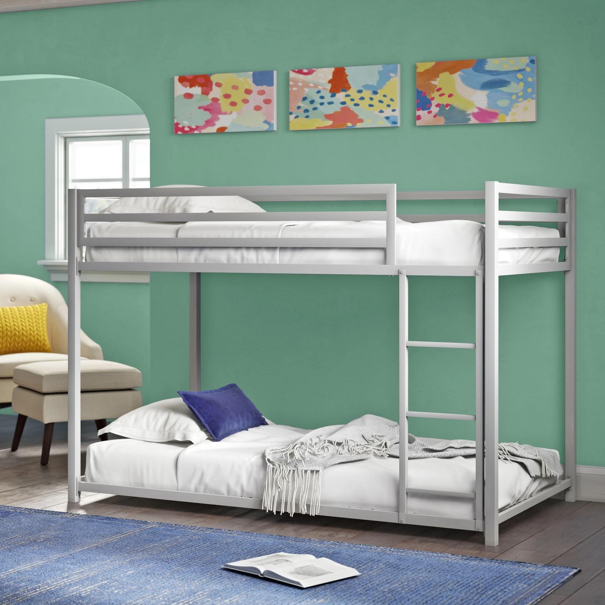 bunk beds you ll love in 2021 wayfair